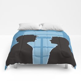 Pilot Supernatural (Silhouette Collection) Comforters