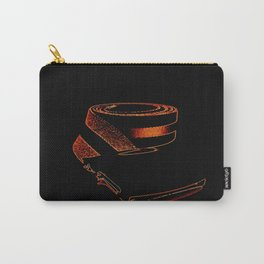 Copper Orange retRo Belt Carry-All Pouch