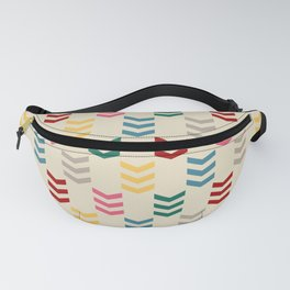 Colorful arrows Fanny Pack