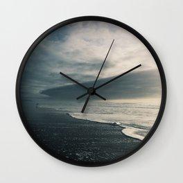 Ocean Beach II Wall Clock