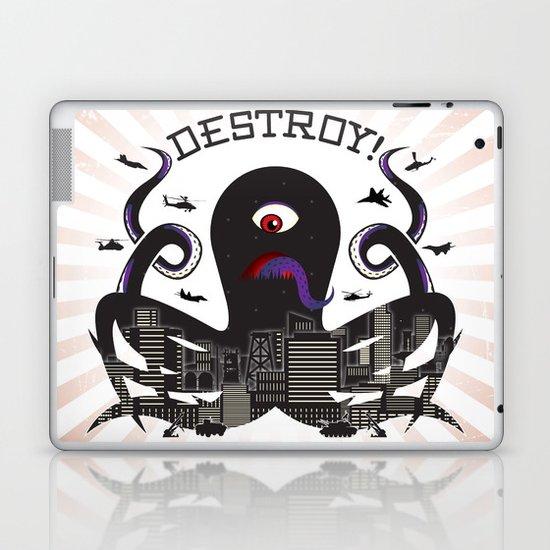 DESTROY! Laptop & iPad Skin