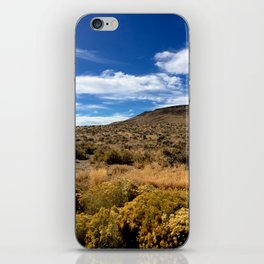 High Desert 1 iPhone Skin
