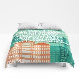 the sad things Comforters