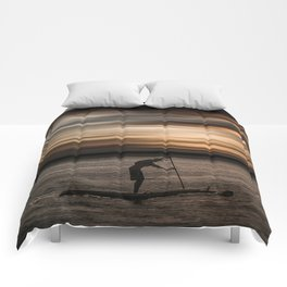 Get up and Dream Comforters