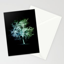 LonelyTree Cat eyes Stationery Cards