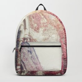 Red Ivy Backpack