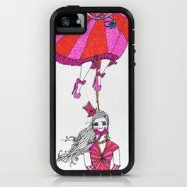 Circus Girl iPhone Case
