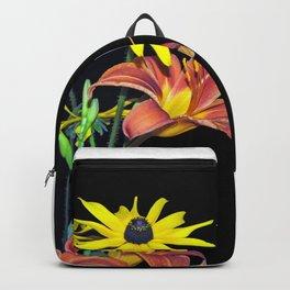 Summer Wildflowers Backpack