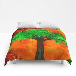 THE FOREVER TREE Comforters