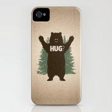 Bear Hug Slim Case iPhone (4, 4s)