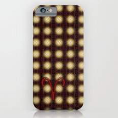 ARIES flower of life astrology sign pattern iPhone 6s Slim Case