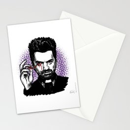 Preacher's Parasite - Preacher Fan Art Stationery Cards