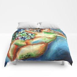 Sario painter, Danae Comforters