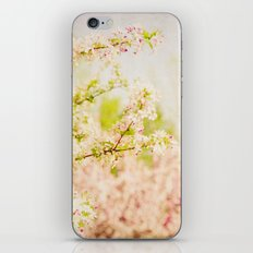 Country Lane Flowers iPhone & iPod Skin