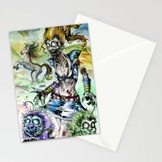 A Rainbow In The Dark Stationery Cards