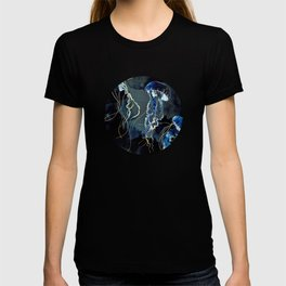 Metallic Ocean III T-shirt