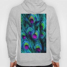 Peacock or Flower 1 Hoody