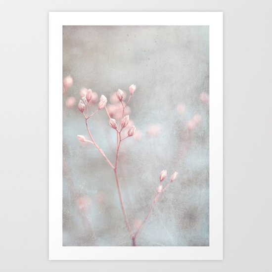 softly Art Print