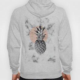 Marble Pineapple 053 Hoody