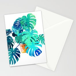 Monstera || Stationery Cards