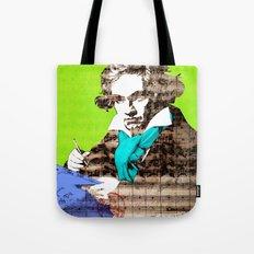 Ludwig van Beethoven 5 Tote Bag