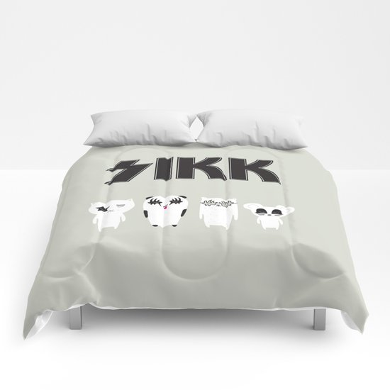 SIKK - ANALOG zine Comforters