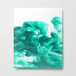 Breathe #society6 #abstract #buyart Metal Print