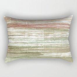 Rustic abstract Rectangular Pillow