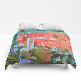 Essayant de Dissimuler un Éléphant Rose Comforters