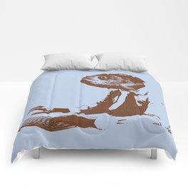 Office worker Comforters