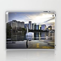 Lake Eola - Orlando, FL Laptop & iPad Skin