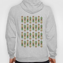 Eat pineapples Hoody