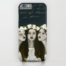 The Greatest of These is Love iPhone 6s Slim Case