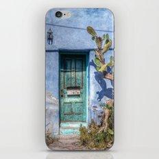 Barrio Viejo 2 iPhone & iPod Skin
