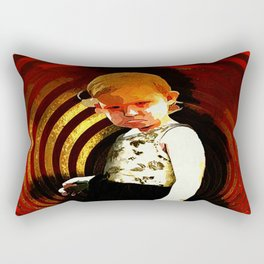 If Looks Could Kill - 005 Rectangular Pillow