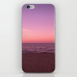 Sunset in Camini iPhone Skin