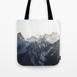 Mountain Mood Tote Bag