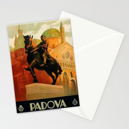 retro Padova Stationery Cards