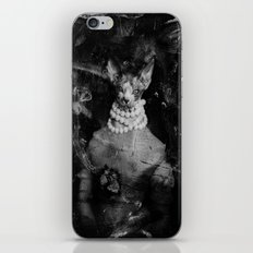 Royal sphynx decay iPhone & iPod Skin