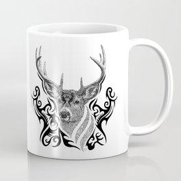 Yggdrasil Stag  Coffee Mug