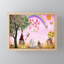 Fairytale Framed Mini Art Print