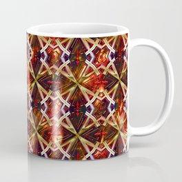 Sternenmuster Coffee Mug