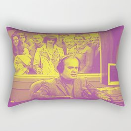 Goodnight From Seattle Rectangular Pillow
