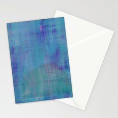 Off the Coast ~ Abstract Stationery Cards