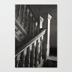 Staircase  Canvas Print