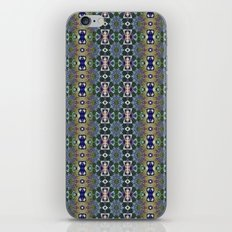 Emerald, Gold and Lapis iPhone & iPod Skin