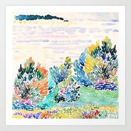 Spring arrived Art Print