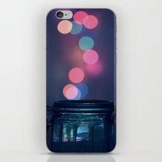 Bokeh Lighting Effects II iPhone & iPod Skin