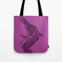 MagentaLady_2 Tote Bag
