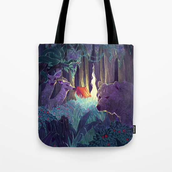 Staying Alive Tote Bag